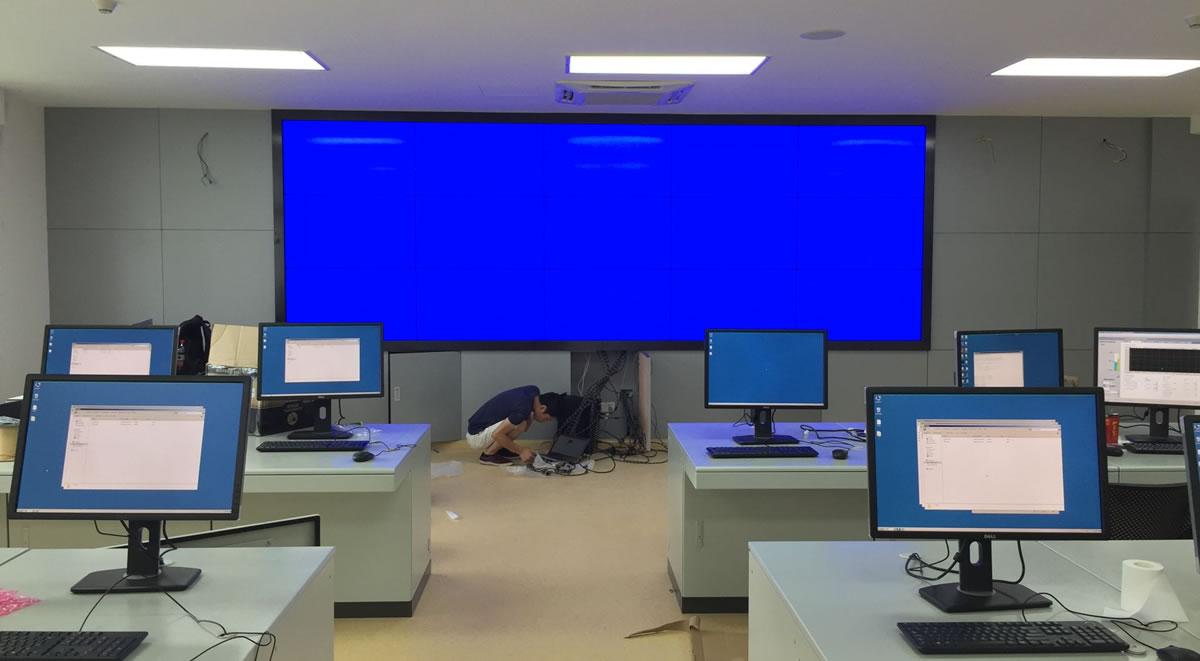 科技学院惠普创业园教室