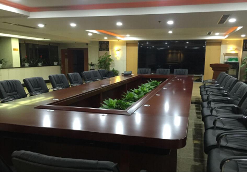 重庆市九龙坡地税局指挥室显示系统