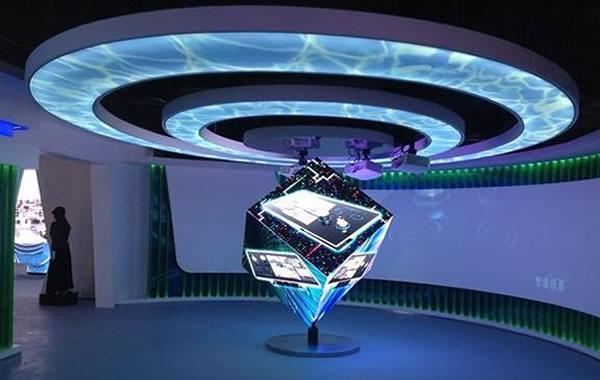 led显示屏在博物馆应用